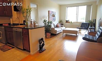 Living Room, 68 Bradhurst Ave. 8-P, 1