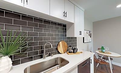 Kitchen, The Hideaway, 1