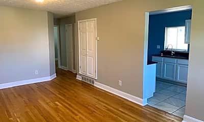 Living Room, 1063 E 15th Ave, 1