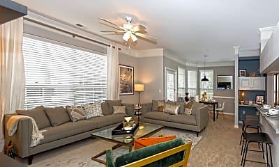 Living Room, IMT Stoneleigh at Deerfield, 1