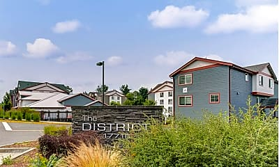 The District, 0