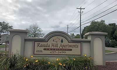 Ravada Hill Apartments, 1