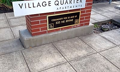 Village Quarter, 1