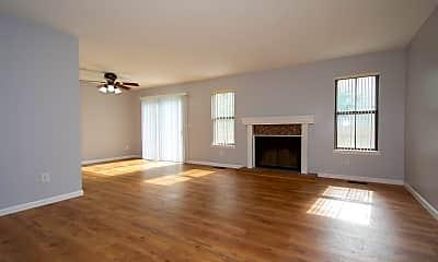 Living Room, 6613 Noland Rd, 1