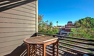 Patio / Deck, 4020 N Scottsdale Rd 2005, 2