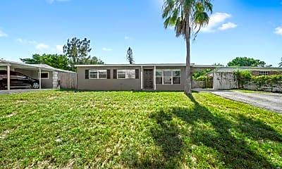 Building, 3602 Everglades Rd, 0