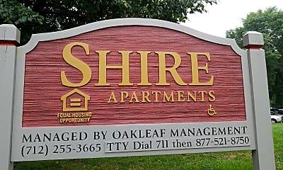 Shire I & II Apartments, 1