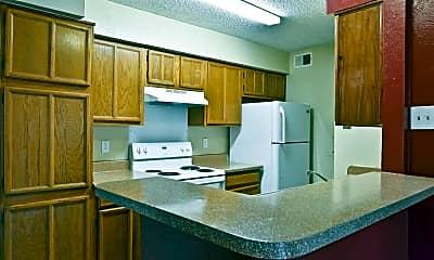 Kitchen, Spring Hollow, 1