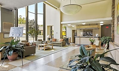 Living Room, 4242 East-West Hwy 502, 1