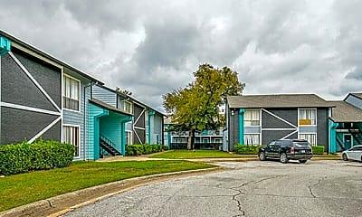 Building, 4424 Woodhollow Dr, 1
