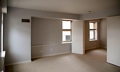 Living Room, 40 E 9th St 1015, 2