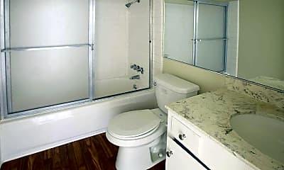 Bathroom, Jordan And Vassar Avenue Apartment Homes, 2