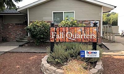 Fall Quarters, 1