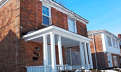 Building, 4651 Chatsworth St, 1