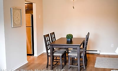 Dining Room, The Residence at Capital Hills Colatosti Place, 2