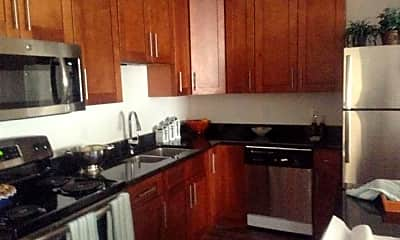 Kitchen, Hawk's View, 2
