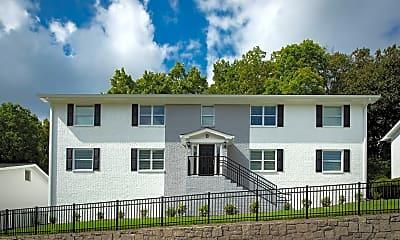 Building, Pharr Manor, 0