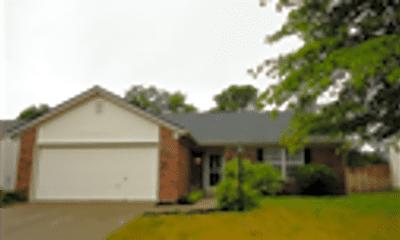 Building, 7756 Blackthorn Drive, 1