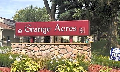 Grange Acres Senior Citizens, 1
