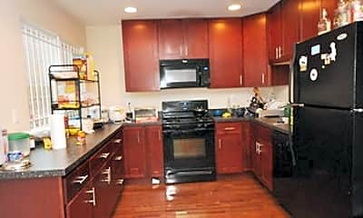 Kitchen, 2142 N Marvine St, 1