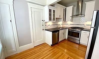 Kitchen, 1231 Grove St, 1