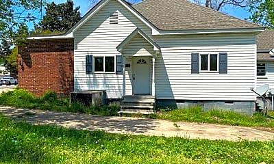 Building, 520 B W Frederick Street, 0