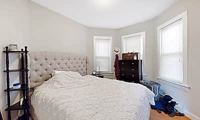 Bedroom, 214R Harvard St., #1, 2