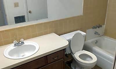 Bathroom, 1601 S Fresno St, 2