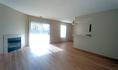 Living Room, 1361 High St, 0