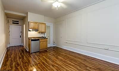 Kitchen, 1324 Locust St 424, 0
