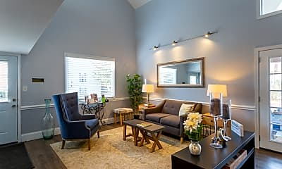 Living Room, Wendover Gardens, 0