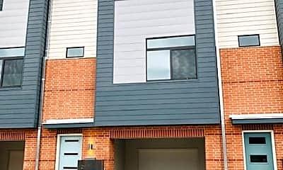 Building, 1606 N Hackberry # 204, 0