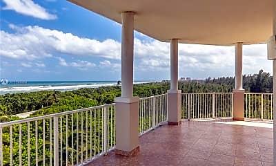 Patio / Deck, 3000 Florida A1A 501, 1