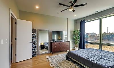 Bedroom, 650 N Morgan St #205, 2