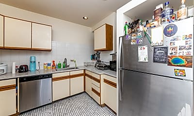 Kitchen, 1301 North Hoyne Avenue 1R, 1