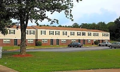 Building, Laurens Terrace, 0