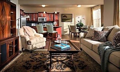 Living Room, Meridian West Shore, 1