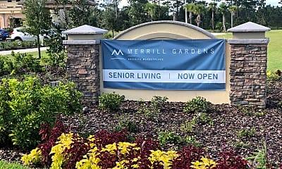 Merrill Gardens at Solivita Marketplace, 1
