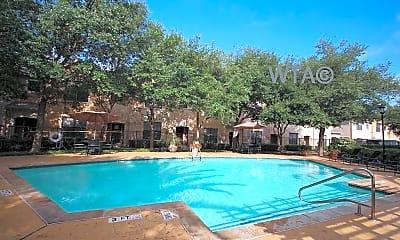 Pool, 250 Treeline Park, 1