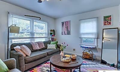 Living Room, 20 Highridge Trail, 0