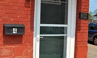 Patio / Deck, 802 Horner St, 0