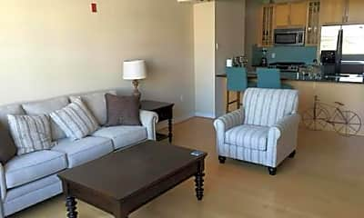 Living Room, 234 Holliday St 503, 2