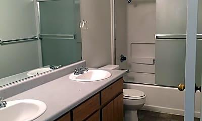 Bathroom, 1019 W 5th St, 1