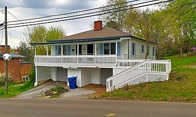Building, 203 S Cherokee St, 1