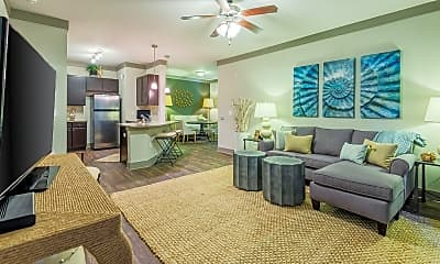 Living Room, The Avenues At Verdier Pointe, 2