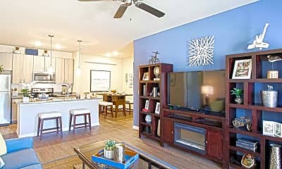 Living Room, Broxton Bay Apartments, 0