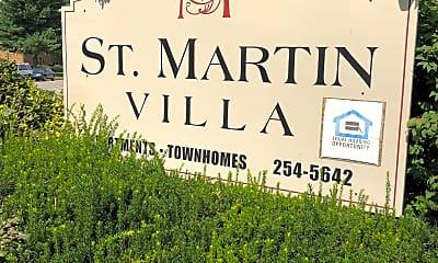 St Martin Villas, 1