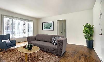 Living Room, 4431 Fulton Ave, 1