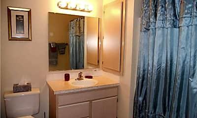 Bathroom, Montgomery Court Apartments, 2