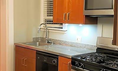 Kitchen, 35 White St, 1